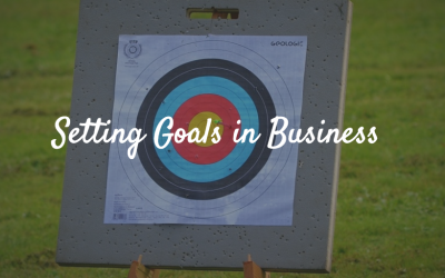 Setting Goals in Business